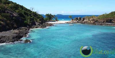 Pulau Tsarabanjina, Madagaskar