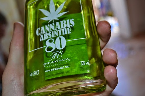Cannabis Absinthe Get It Right Now