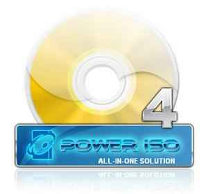 Power ISO v4.9 Full Version With Keygen 2