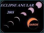 Logo Eclipse Anular 2005