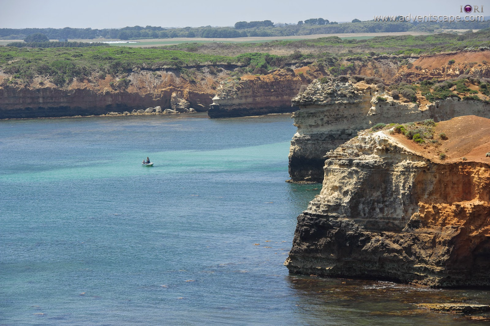 australia, Australian Landscape Photographer, Bay of Islands, Great Ocean Road, Peterborough, Philip Avellana, victoria, Warrnambool, rock formation, coastline, Apollo Bay, boat, journey, fishing