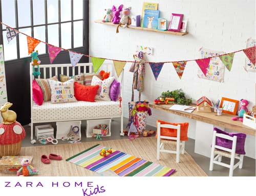 Zara home kids arredamento facile for Cuscini arredo zara home