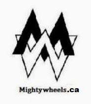 Mightywheels.ca logo