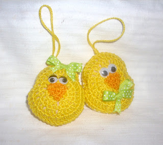 pajaritos crochet