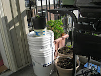 Balcony Composting