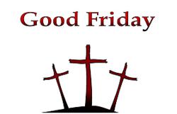 Happy Good Friday Day 2018