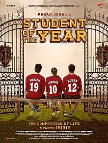 Student Of The Year Online Full Movie
