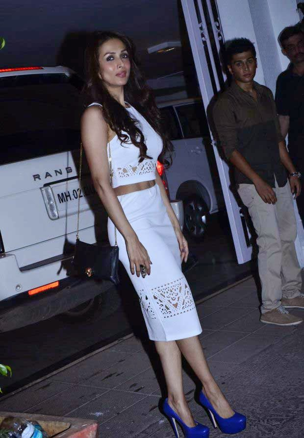 Malaika Arora Khan at Karan Johar Birthday party