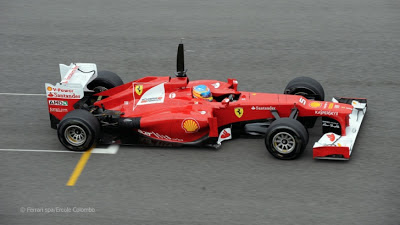 Ferrari Teases New Formula 1 Car - Will Be Revealed on February 1