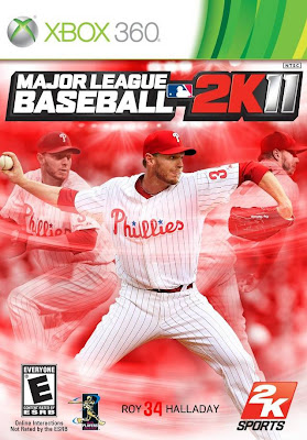 Major League Baseball 2K11 Xbox 360