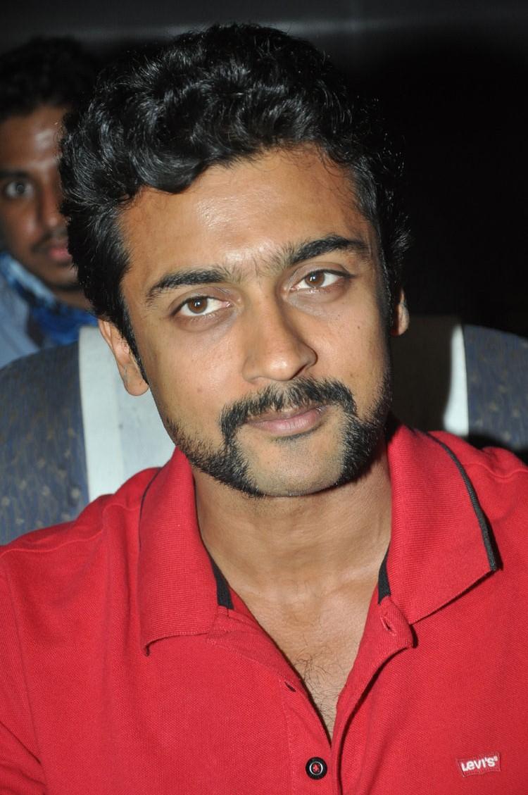Surya At Singham Pressmeet Tollywoodtv
