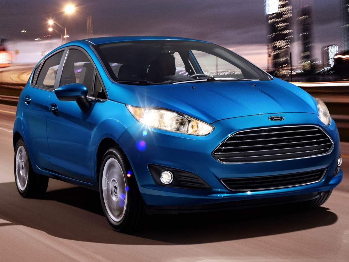 Carros Ford Fiesta 2014 Ford Fiesta 2014
