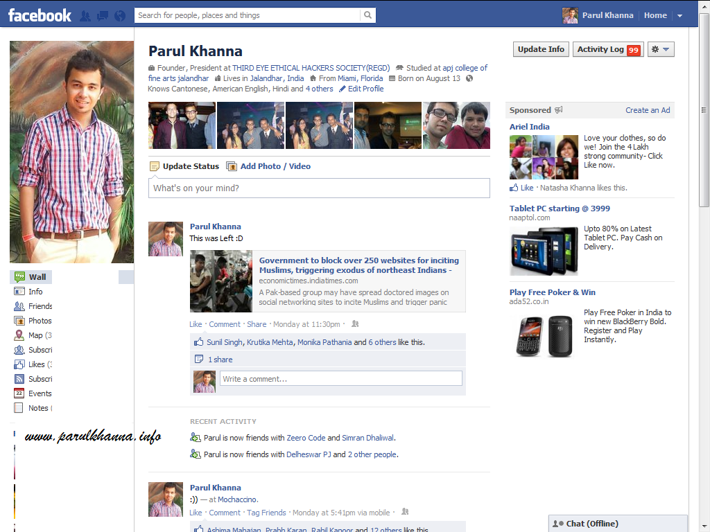 How to remove facebook timeline easily get old f