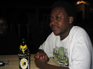 Layn back with a drink in meru