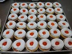 Baby Cheese Cupcake @ RM2.00/each (min order 20)