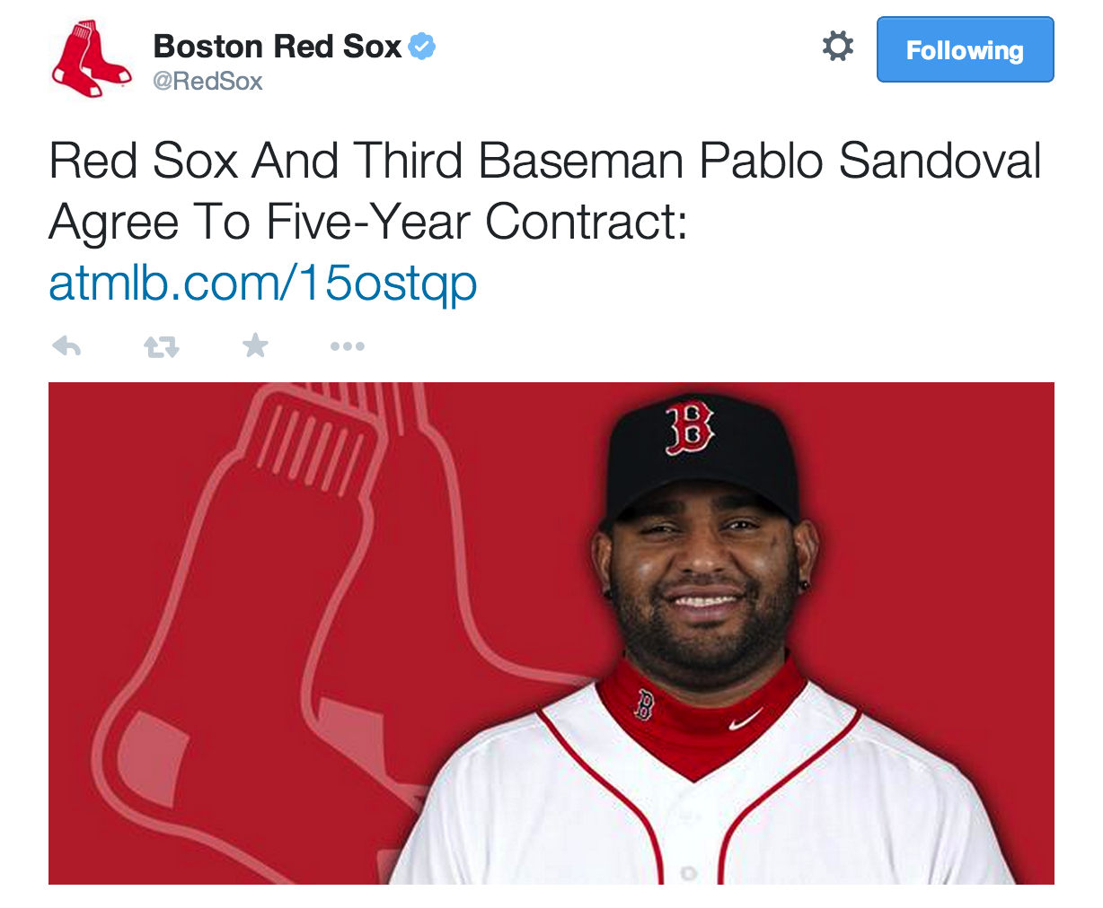 Red Sox Make Panda Deal Official, Will Be #48