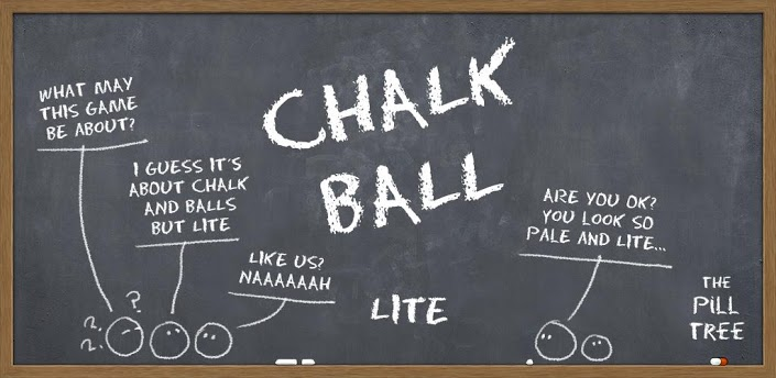 how to use a chalk ball