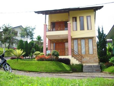 Hasil gambar untuk villa 3 kamar lembang