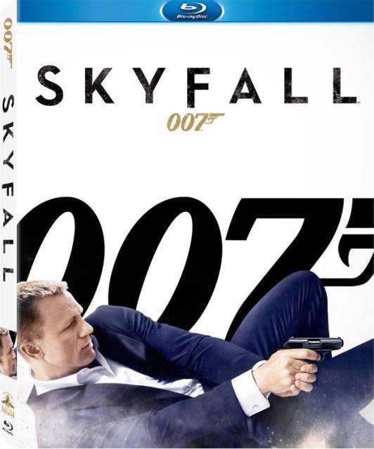 007: Skyfall (2012) m720p BDRip 4GB mkv Dual Audio AC3 5.1 ch