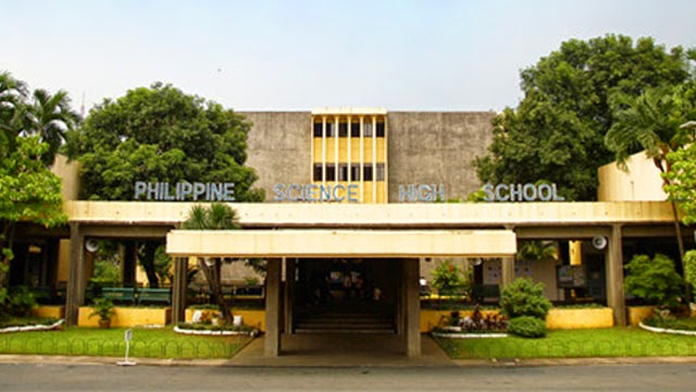 Philippine Science High School (PSHS) AY 2015-2016 NCE exam results released