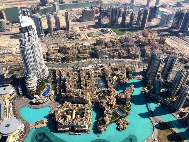Served sonni side up 7 days in dubai for Burj khalifa swimming pool 76th floor