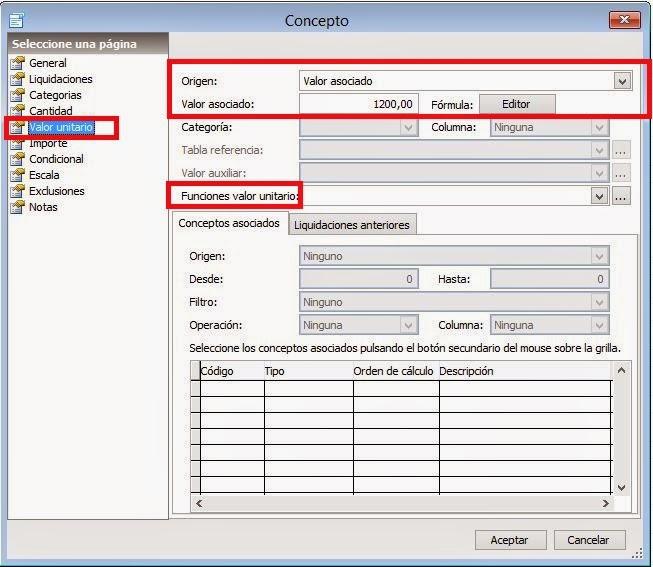sistema para estudios contables