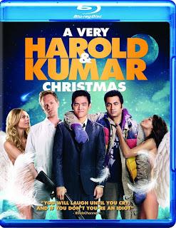 Filme Poster O Natal Maluco de Harold e Kumar BDRip XviD Dual Audio & RMVB Dublado