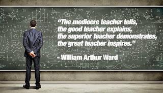 El profesor excelente