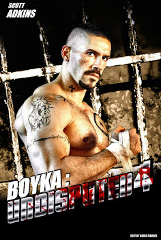 Poster de Invicto 4 / Boyka: Undisputed IV