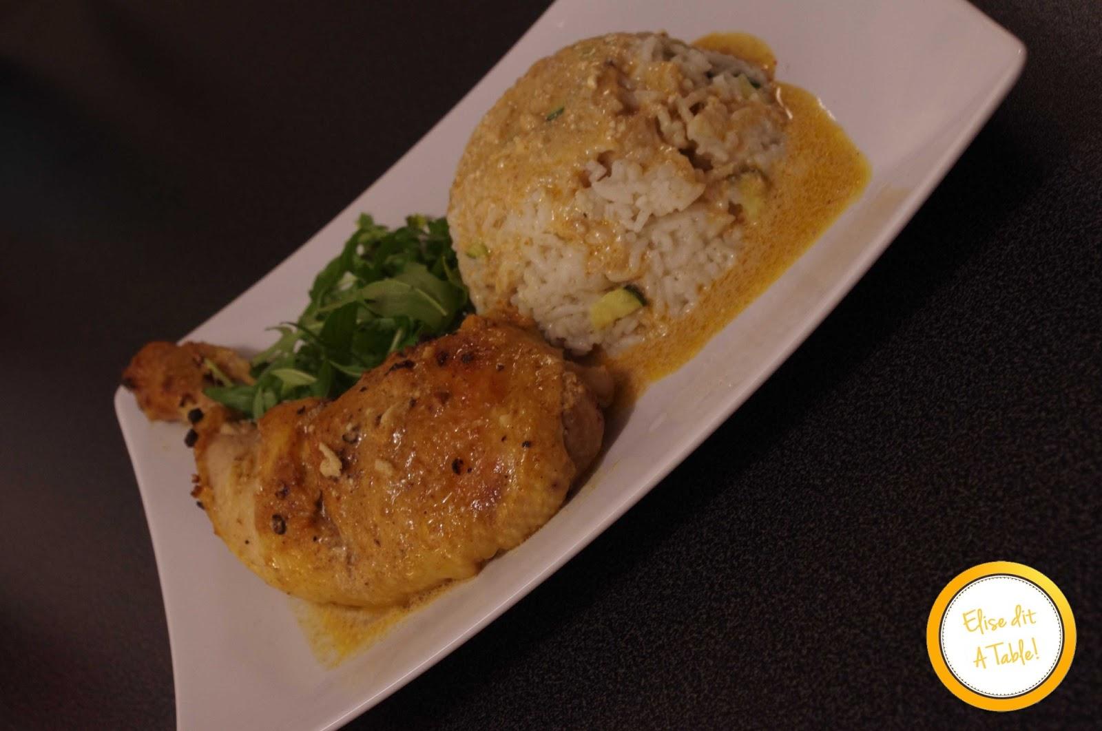 recette poulet tandoori blog cuisine. Black Bedroom Furniture Sets. Home Design Ideas