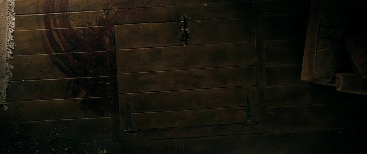 evil dead bloody cellar