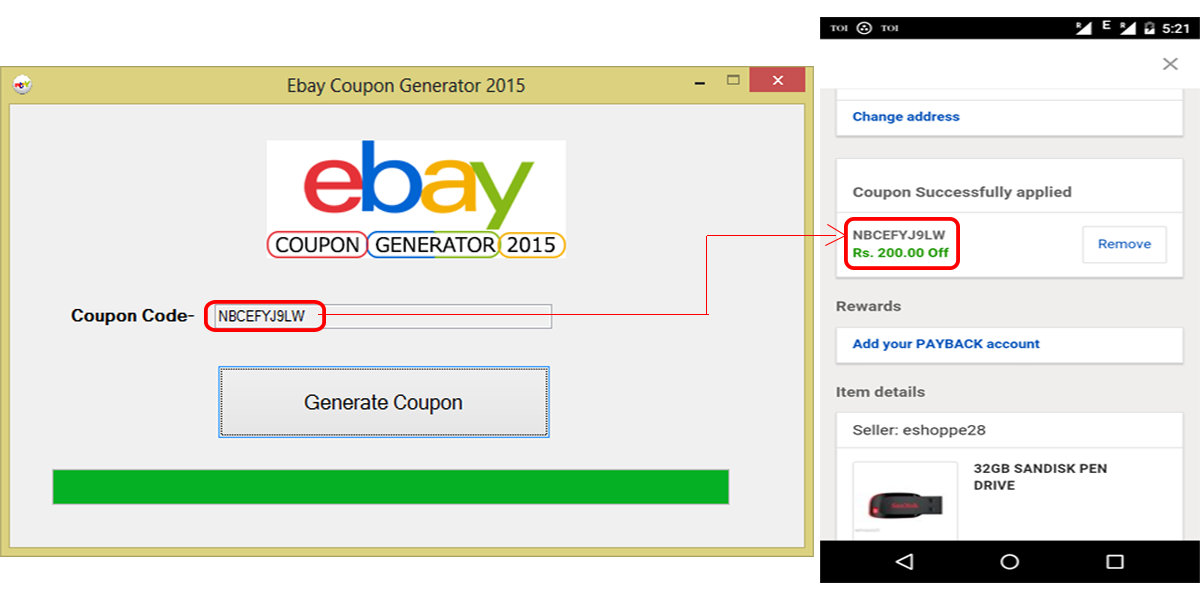Ebay coupon codes that work 2018