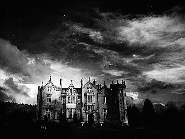 Haunted House © Paul Moore