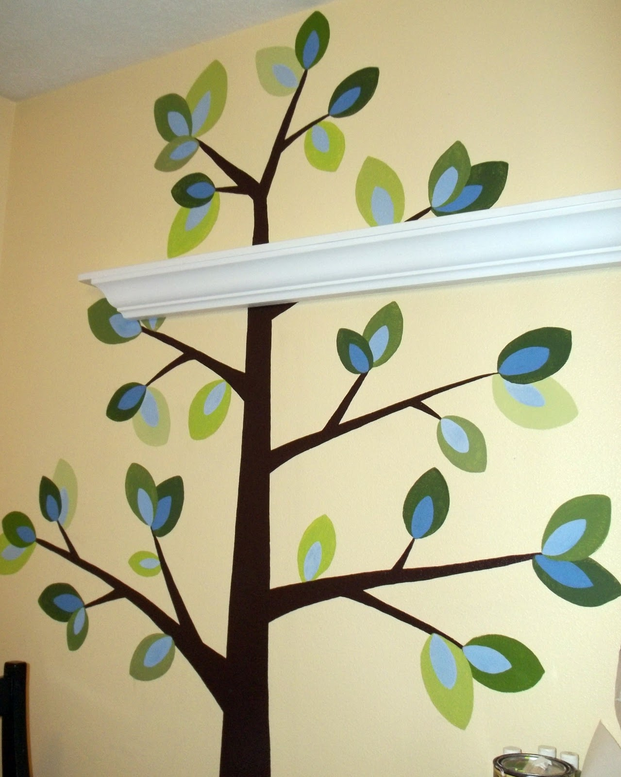 Easy murals gallery for Easy wall mural