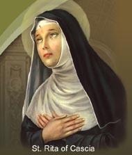 Patron saint of women
