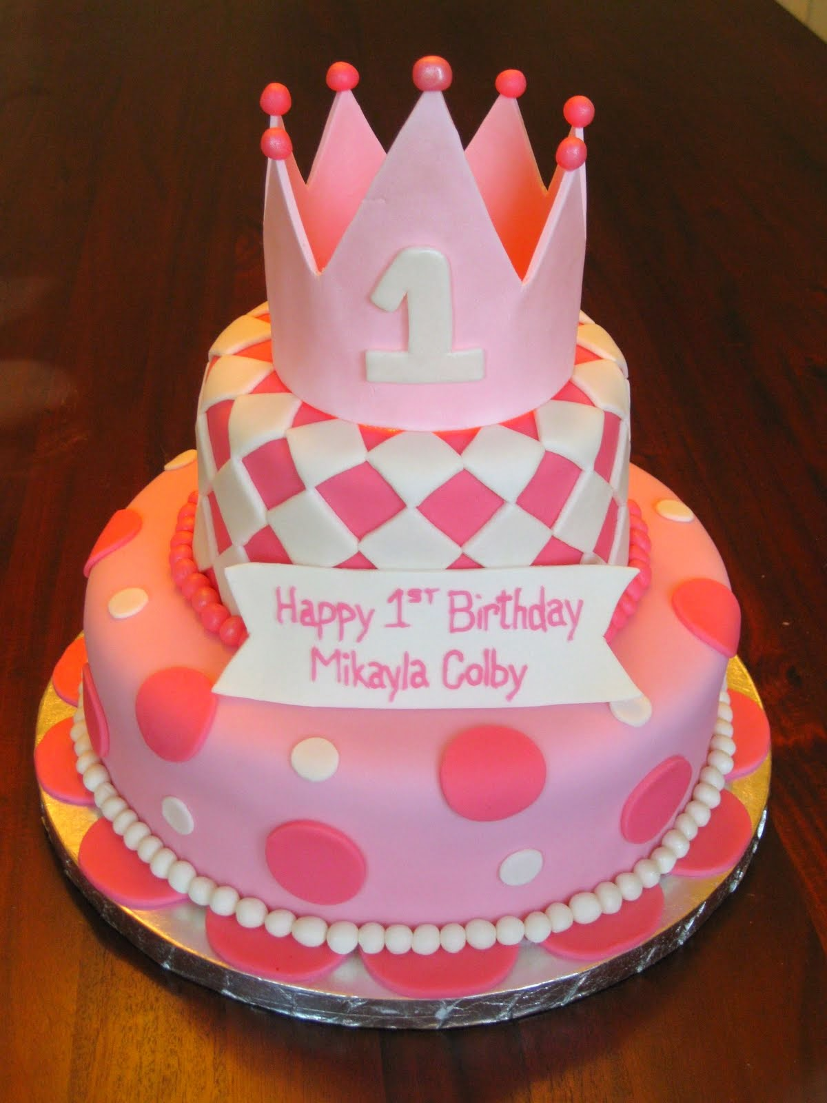 Beautiful Birthday Cake For Girl Perfectend for