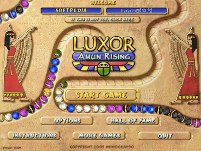 Free Download Luxor Amun Rising Pc Game Cover