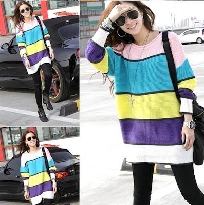 Trend Mode Fashion Baju Cewek Korea 2012