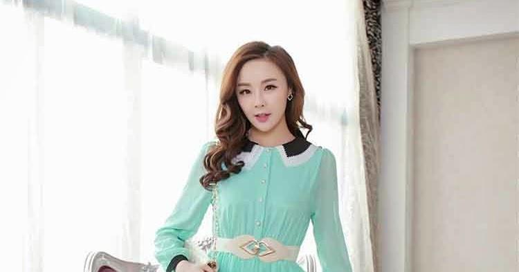 Fashion Cewek Korea Terbaru 2015 K Drama Lovers