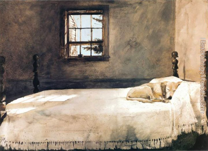 andrew wyeth understands winter