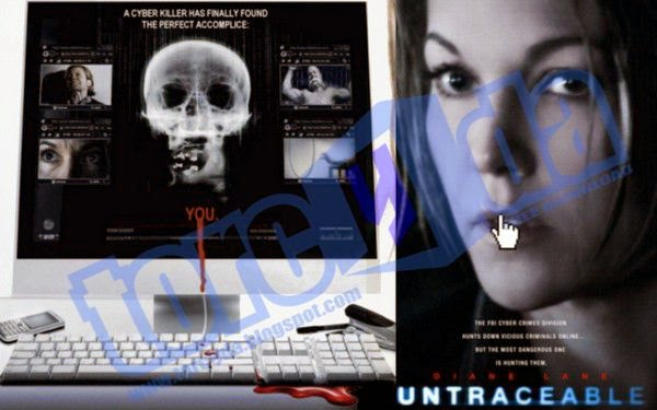 Film Untraceable (2008) BluRay 720p 700MB Subtitle Indonesia