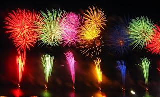 Gambar Kembang Api Tahun Baru 2016 Fireworks Happy New Year Wallpaper HD
