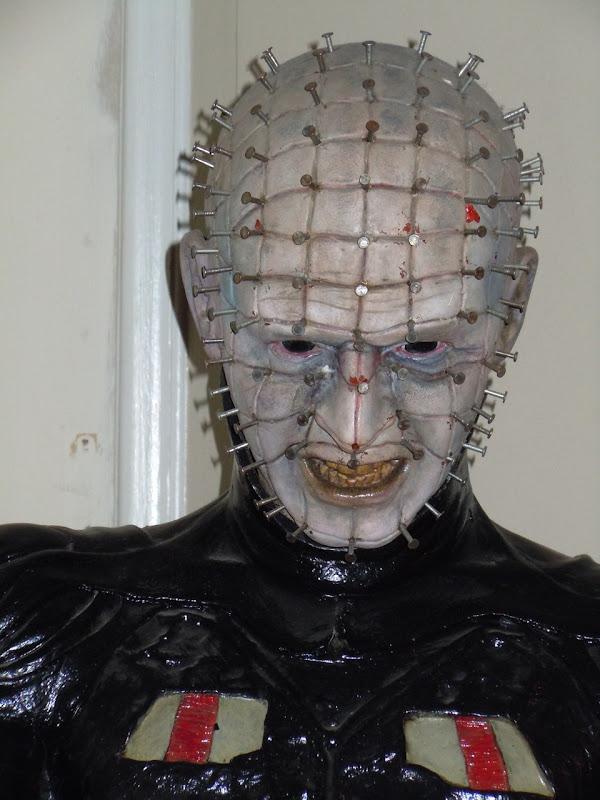 Pinhead Hellraiser makeup