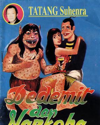 Sejarah Komik Gareng,Petruk,Semar,Bagong Karya Tatang S