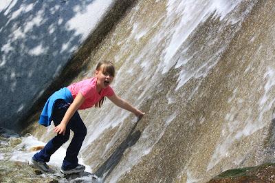 Lisa Falls Waterfall Hike - Little Cottonwood Canyon Utah