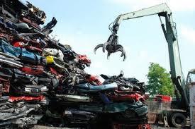 Reciclagem total do veículo na volkswagen
