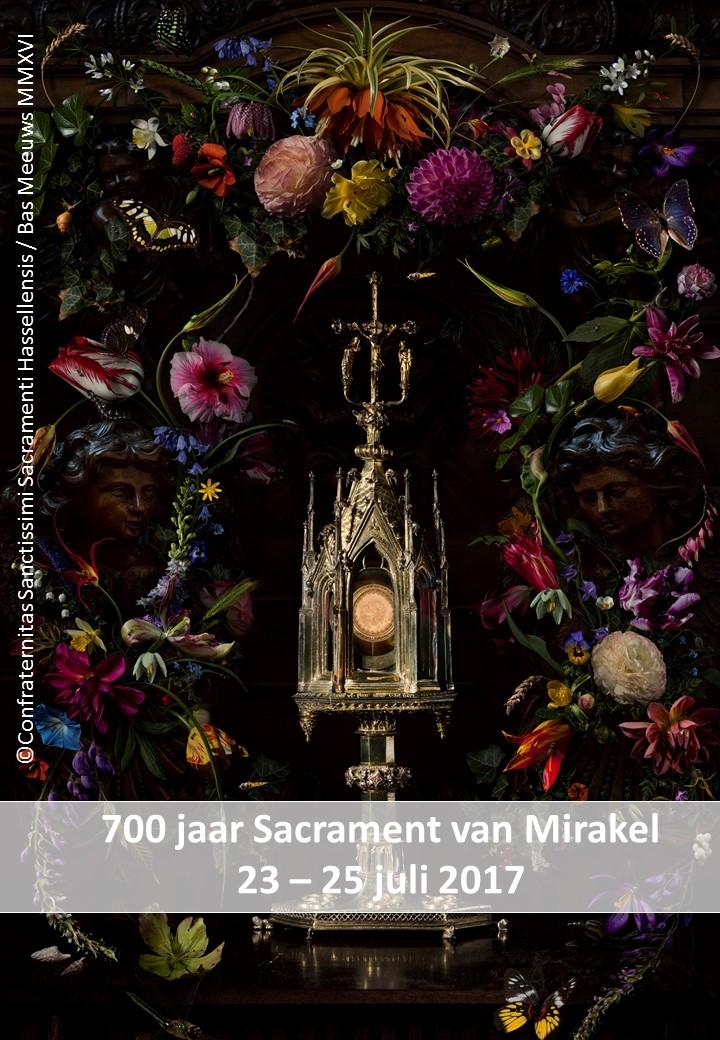 700 Jaar Sacrament van Mirakel