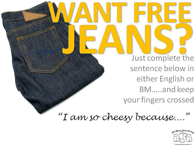 cheese denim