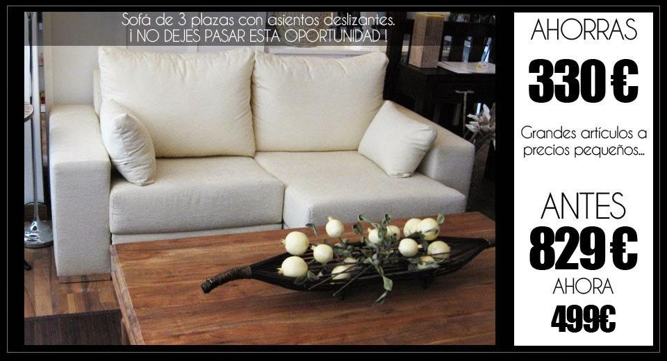 El blog de original house muebles y decoraci n de estilo - Outlet muebles hogar y decoracion madrid ...