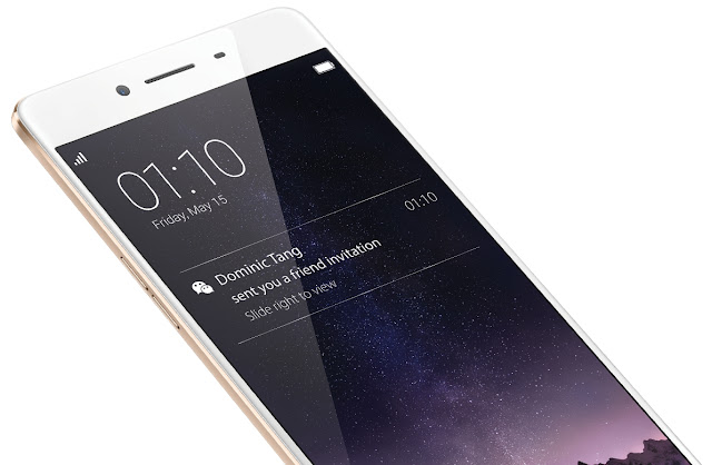 Oppo R7s Smartphone Launched in Amazon